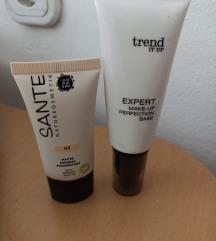 Puder i podloga za šminkanje