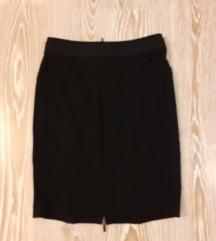 BCBG Max Azria pencil suknja s cifom straga