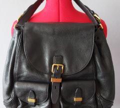Original Marc Jacobs crna kozna torba