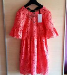 Perseverance original nova Aztec Guipure haljina