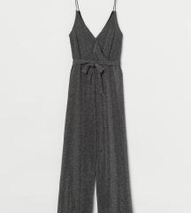 Kombinezon sliver/black H&M