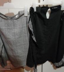 Nove bluze zara i mango