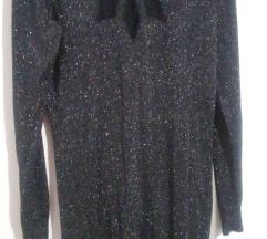 Novogodišnja haljina s šljokicama