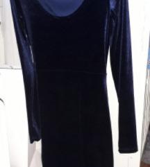 Orsay barsunasta haljina S