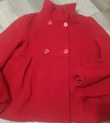 Benetton jakna kaput xs s 34 36 164 158