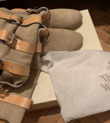 Vivienne Westwood pirate cizme