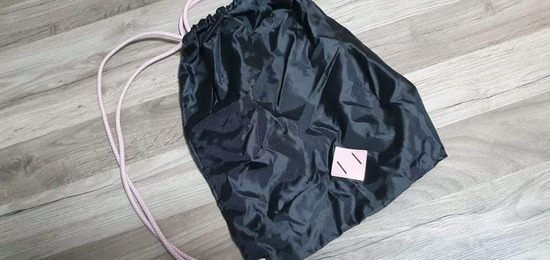 Novi H&M vrećasti ruksak