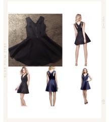 Guess tamno plava mini haljina