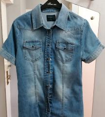 Jeans kosulja M