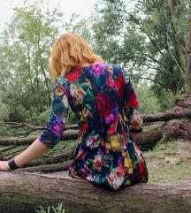 Cvijetna haljinica Zara