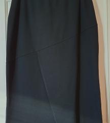 Suknja XD crna XL