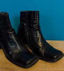 Vintage kožne cipele
