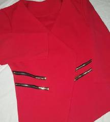 Crveni sako S