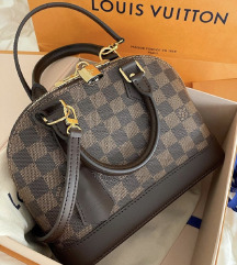 Louis Vuitton ALMA BB  (rezervirana)