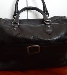 ❗SNIŽENO % odlična kožna torba