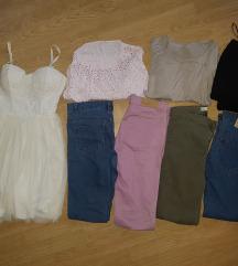 Lot odjece PT ukljucena