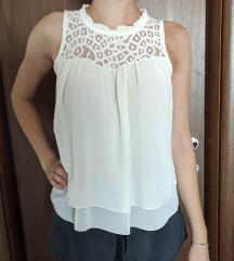 Bijeli top majica