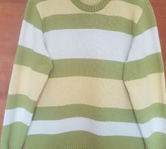 Džemper na pruge   M/L