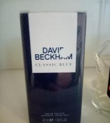 David beckham Cassic Blue - novi