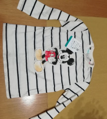 Mickey Mouse nova majica s etiketom