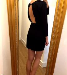 ZARA haljina otvorenih leđa