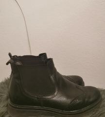 Pitarosso crne čizme/gležnjače