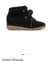 Isabel marant  sneackers