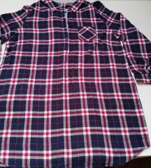 Nova košulja/tunika/haljina L