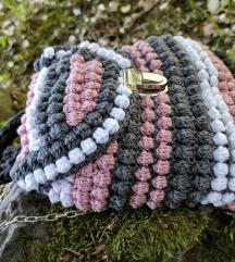Crochet ruksak