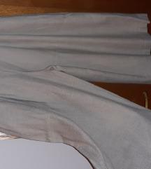 Krem ljetne hlače culottes