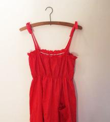 Retro točkasta haljinica