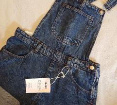Kratke hlače na tregere