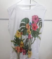 Zara majica otvorenih leđa