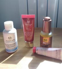 Preparativna kozmetika
