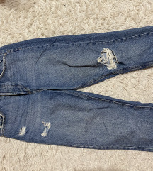 Popularne MUM jeans