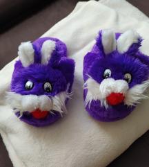 Dječje zimske papuče, 30-31