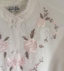 Vintage izvezena bluza