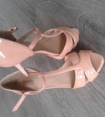 Nove Zara kožne sandale