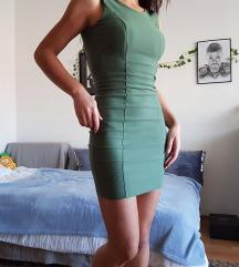 Nova maslinasta haljina