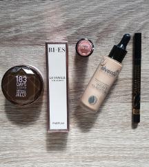 dekorativna kozmetika - Yves Rocher, Rimmel