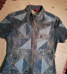 Unikatna traper jakna, M veličina