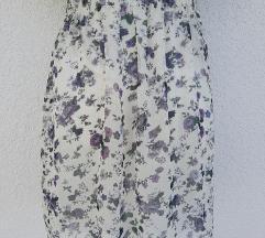 Cvijetna haljina vel 34 SNIŽENJE!50% 29kn