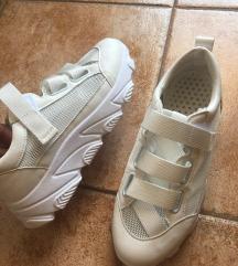 Tenisice bijele nove