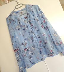Floral bluza