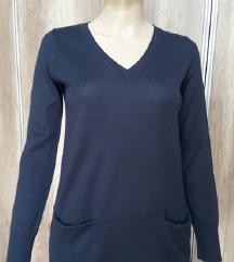 H&M, pletena bluza,  M