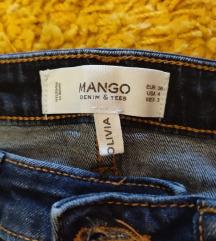 Mango trapke