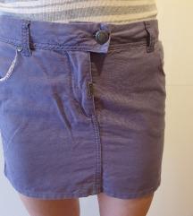 Nafnaf mini suknja