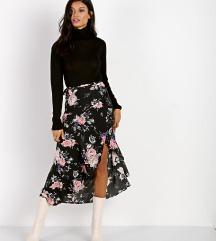 suknja na preklop