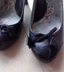 cipele crne, br. 38