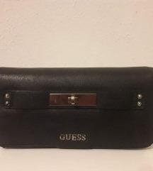 Original Guess crni veliki novčanik
